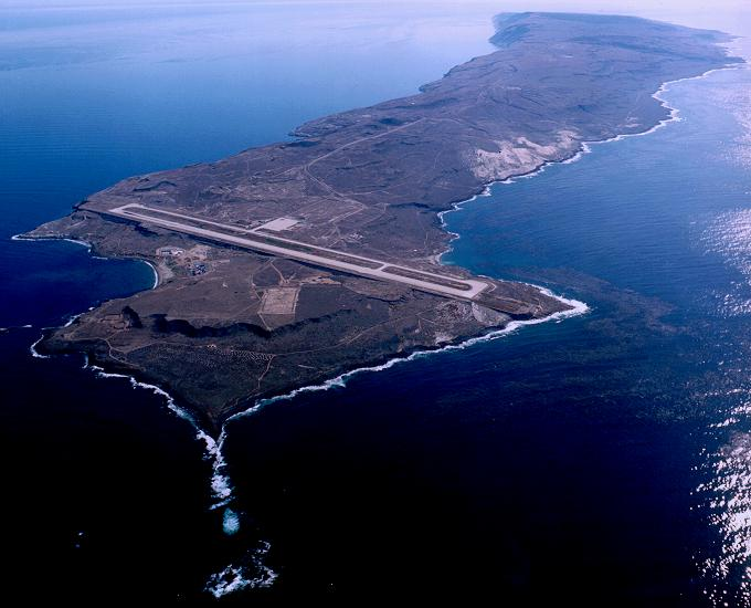 Historic California Posts Naval Auxiliary Air Station San Clemente Island