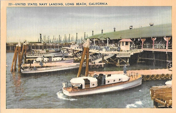 Site Name Naval Landings Long Beach Three Sites Include Berth 11 Also Known As Navy Landing And Pico Avenue