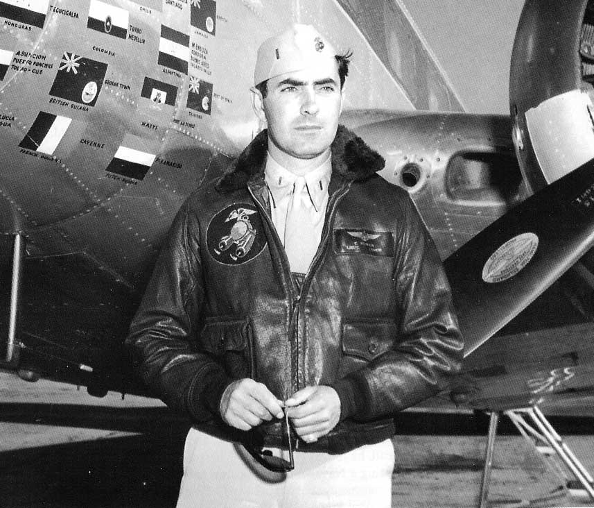 Stars of WW II — TYRONE POWER, the real deal